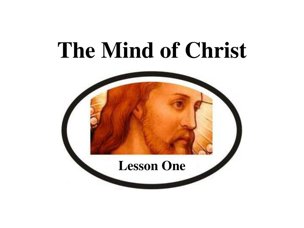 the mind of christ l.