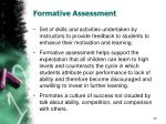 formative assessment10