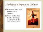 marketing s impact on culture15