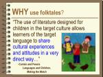 why use folktales4