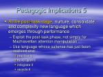 pedagogic implications 5