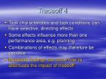 tradeoff 4
