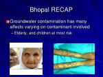 bhopal recap