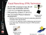 focal plane array fpa technology