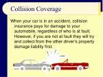 collision coverage