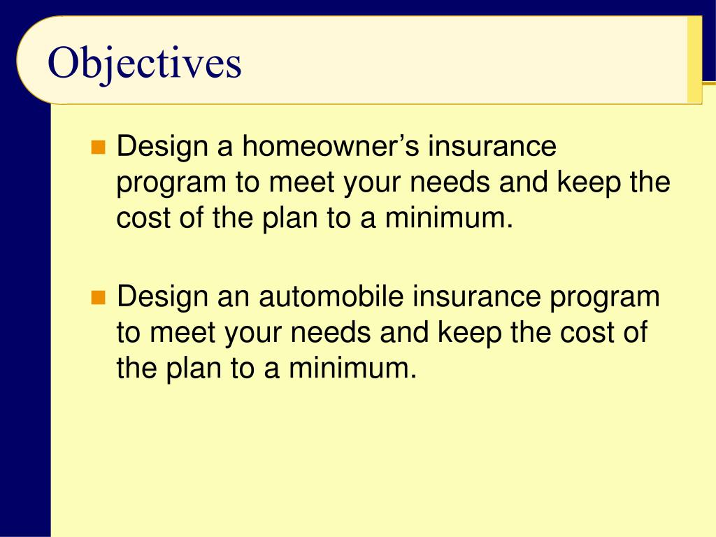 PPT - Chapter 10: Risk Management and Property/Liability Insurance PowerPoint Presentation - ID ...