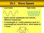 25 4 wave speed13