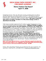 ebony fashion fair report april 19 2008