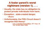 a foster parent s worst nightmare version 159