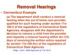 removal hearings37