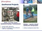 depuy st priest france geothermal heating cooling system