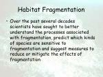 habitat fragmentation4