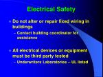 electrical safety20