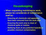 housekeeping13