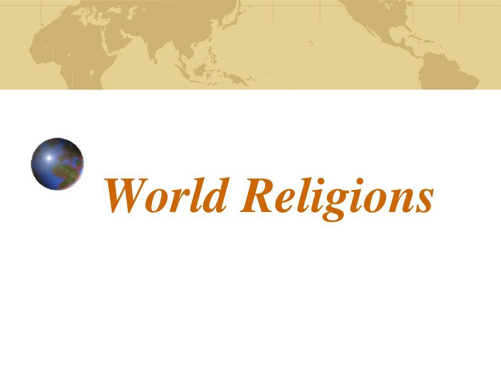 world religions l.