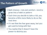 the pattern of growth7