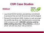csr case studies21