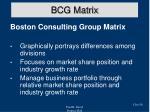 bcg matrix38
