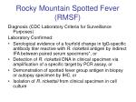 rocky mountain spotted fever rmsf12