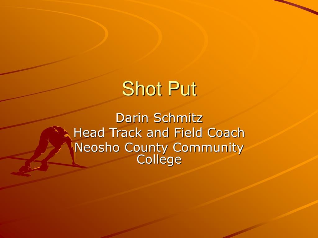 shot put l.