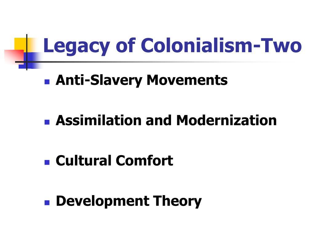 modernization and development theory