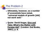 the problem 2