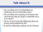 talk about it11