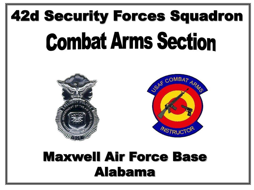 42d security forces squadron l.
