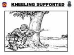 kneeling supported