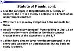 statute of frauds cont3