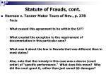 statute of frauds cont5