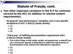 statute of frauds cont7