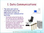 1 data communications