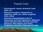 fossils cont13