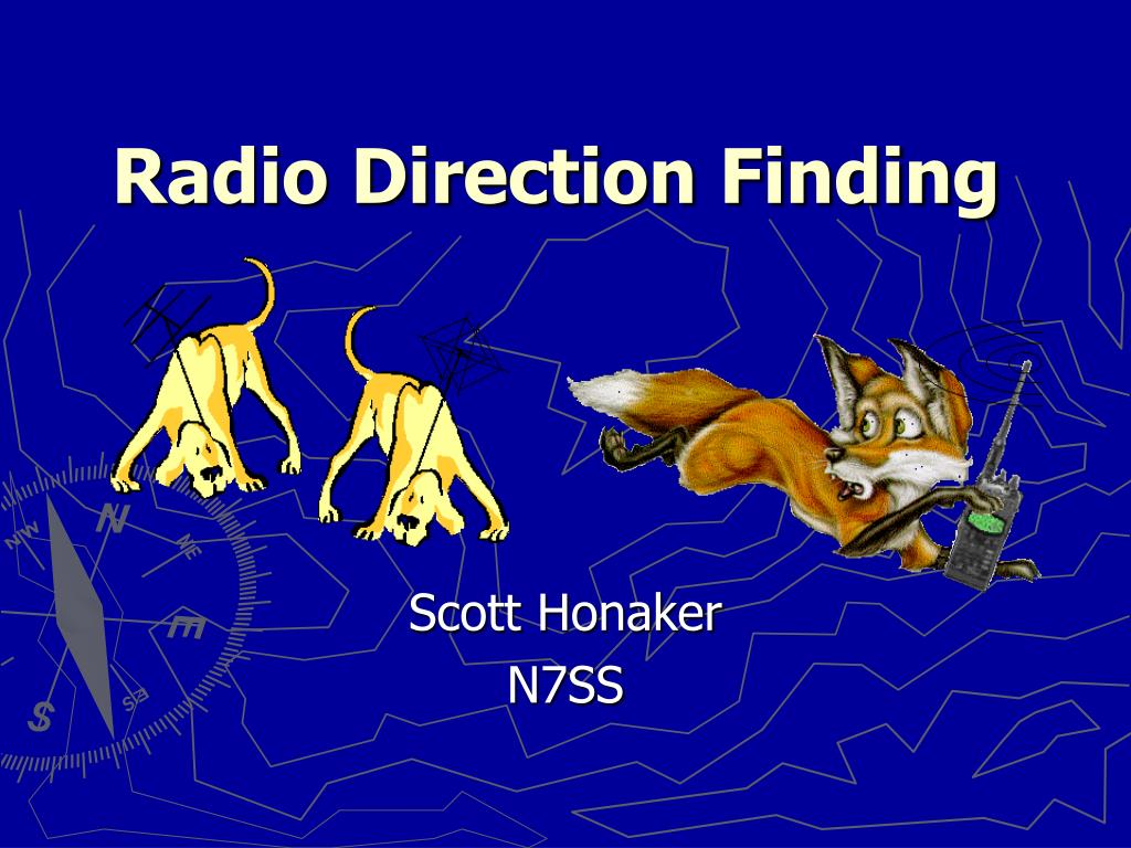 radio direction finding l.