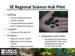 se regional science hub pilot14