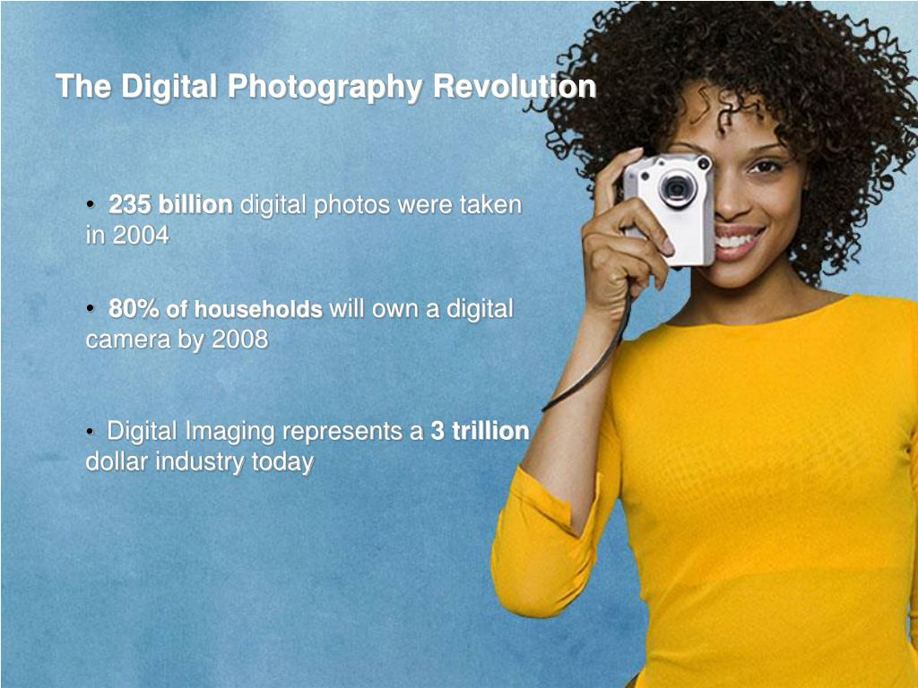 The Digital Photography Revolution