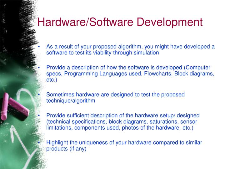 software development research papers This research paper software development and other 64,000+ term papers, college essay examples and free essays are available now on reviewessayscom software developers typically spend their days analyzing the needs of clients and then designing a system to meet those needs.
