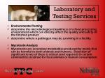 laboratory and testing services7