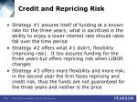 credit and repricing risk49