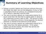 summary of learning objectives60