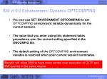 ids v10 0 enhancement dynamic optcompind