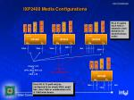 ixp2400 media configurations