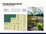 c change burpengary pty ltd tennis park estate