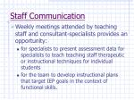 staff communication46