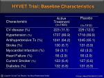 hyvet trial baseline characteristics6
