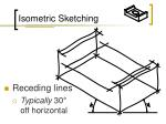 isometric sketching24