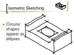 isometric sketching25