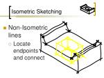 isometric sketching27