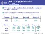 fpga implementations and results26